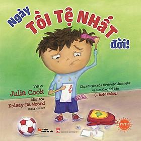 Picture Book Song Ngữ Anh Việt - Ngày Tồi Tệ Nhất Đời