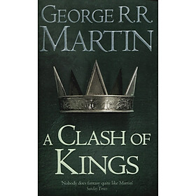 A Clash Of Kings - A Song Of Ice And Fire