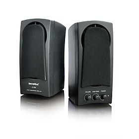 Loa Vi Tính SoundMax A-150/2.0 10W - Hàng Chính Hãng