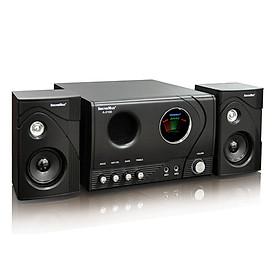 Loa Vi Tính SoundMax A-2100/2.1 60W - Hàng Chính Hãng
