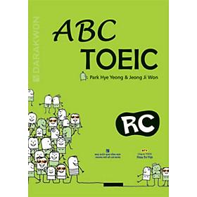 ABC TOEIC RC - Reading Comprehension