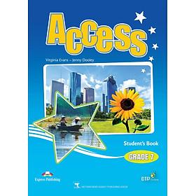 Access Grade 7 Student's Book w/EC