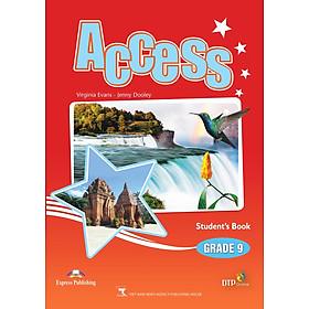 Access Grade 9 Student's Book w/EC