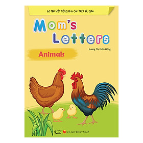 Mom's Letters: Animals