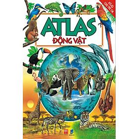 Atlas Động Vật (Tái Bản)