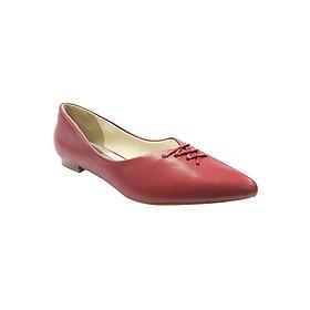 Giày Búp Bê Mũi Nhọn Up & Go B01-568-RED - Đỏ