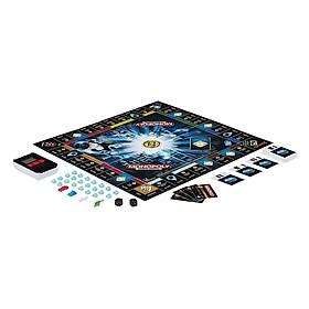 Cờ Tỷ Phú Ngân Hàng Điện Tử Cao Cấp Monopoly B6677