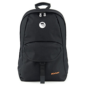 Balo Chống Sốc Laptop Mikkor The Grander TG 001 - Đen