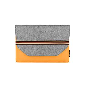 Túi Đựng Laptop 12inch Cartinoe Kammi Series MIVIDA079 (31 x 21 cm) - Vàng