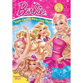 Barbie Tuyển Tập Các Nàng Công Chúa (Tập 2)