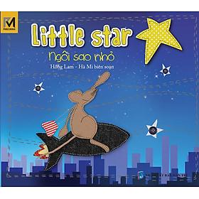 Truyện Tranh Singapore - Ngôi Sao Nhỏ - Little Star (Song Ngữ Việt - Anh)
