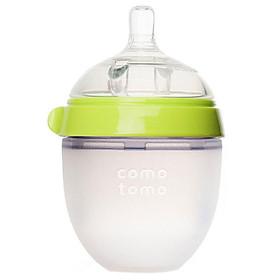 Bình Sữa Silicone Comotomo CT00011 150ml - Xanh