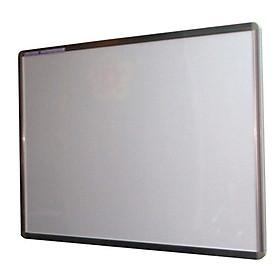 Bảng Viết Bút Lông Bavico BL03 Trắng (Có Khay Đựng Bút) – 0.6 x 1.0 m