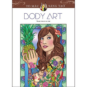 Tô Màu Sáng Tạo - Body Art