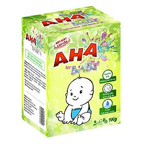 Bột Giặt Cao Cấp AHA Baby AHABB1K (1kg)