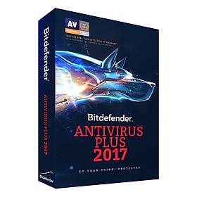 Phần Mềm Diệt Virus Bitdefender Antivirus BAV - Hàng Chính Hãng