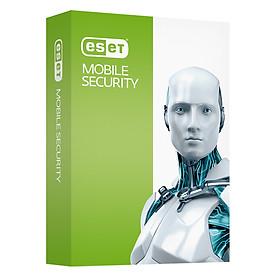 Phần Mềm Diệt Virus Cho Điện Thoại Và Máy Tính Bảng Eset Mobile Security 1U1Y 1 Máy/ Năm