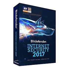 Phần Mềm Diệt Virus Bitdefender Internet Security BIS - Hàng Chính Hãng