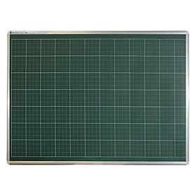 Bảng Từ Viết Phấn Hq Kẻ 4 ô Ly Bptth (01 0,8 x 1,2 m) - Xanh Ngọc
