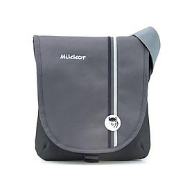 Túi Đeo Chéo Ipad Mikkor Betty Tablet BT002 - Xám Đen