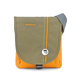 Túi Đeo Chéo Ipad Mikkor Betty Tablet BT004 - Xám Nhạt