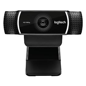 Webcam Logitech C922 Optimized For Streaming (New) - Hàng Chính Hãng