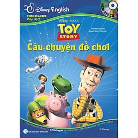 Disney English - Cấp Độ 2: Câu Chuyện Đồ Chơi (Kèm CD)