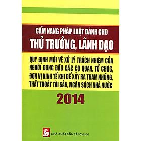 Cẩm Nang Pháp Luật Dành Cho Thủ Trưởng, Lãnh Đạo