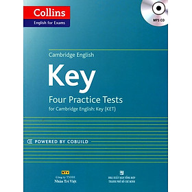 Collins Cambridge English Key - Kèm CD