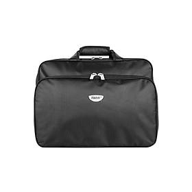 Cặp Đựng Laptop Ronal Quai Ba Lô CAP02 - Đen