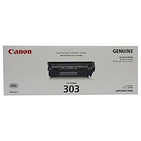 Mực In Canon Cartridge 303 cho máy Canon LBP 2900 - Hàng Chính Hãng