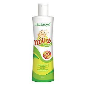 Sữa Tắm Gội Em Bé Sanofi Lactacyd Milky 100588427 (250ml)