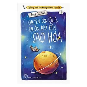 Chuyện Con Quạ Muốn Bay Đến Sao Hỏa - Kỹ Năng Trình Bày Không Chỉ Của Thiên Tài (Tập 1)