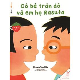 Hình đại diện sản phẩm Truyện Ehon - Thực Phẩm Tâm Hồn Cho Bé - Cô Bé Trán Dô Và Em Họ Rasuta