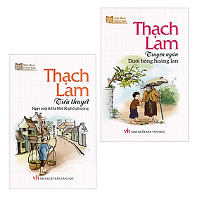 Combo Thạch Lam (2 Cuốn)