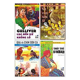 Combo 4 Những Câu Chuyện Cổ Thế Giới (Trọn Bộ 4 Cuốn)