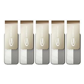 Bộ 5 USB 3.0 Team Group INC C143 32GB - Hàng Chính Hãng