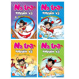 Combo Natra Truyền Kỳ (Trọn Bộ 4 Cuốn)