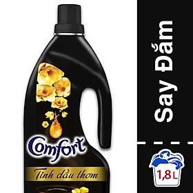 Comfort Đậm Đặc 1 Lần Xả Tinh Dầu Thơm Say Đắm (Chai 1.8L) - 21163146
