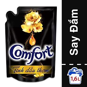 Comfort Đậm Đặc 1 Lần Xả Tinh Dầu Thơm Say Đắm (1.6L) - 21163147