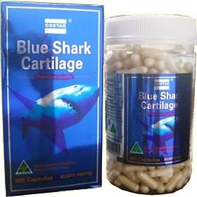 Thực Phẩm Chức Năng Viên Uống Chiết Xuất Sụn Cá Mập Costar Blue Shark Cartilage 750mg - Hộp 365 Viên