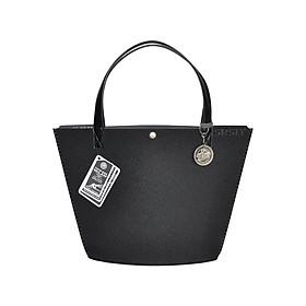 Túi Đeo Vai Nữ SRSLY Tote Bags MILAN - Size Caffe - Đen Xám
