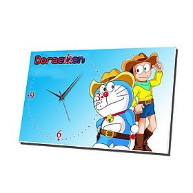 Đồng Hồ Để Bàn Vicdecor DHB0006 Doraemon