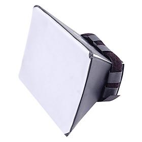 Tản Sáng Pixco Cho Đèn Flash Rời (10 x 13 cm) - Hàng Nhập Khẩu