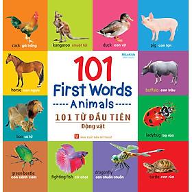 101 First Words - Animals (101 Từ Đầu Tiên - Động Vật)