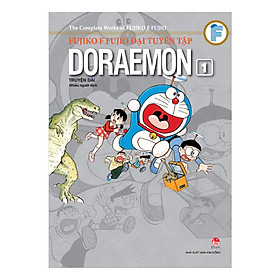 Fujiko F. Fujio Đại Tuyển Tập - Doraemon Truyện Dài - Tập 1 (Ấn Bản Kỉ Niệm 60 Năm NXB Kim Đồng)
