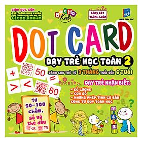 Dot card Dạy Trẻ Học Toán Tập 2
