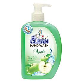 Sữa Rửa Tay Dr. Clean - Táo (500ml)