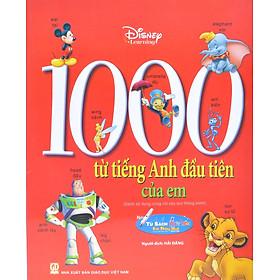 1000 Từ Tiếng Anh Đầu Tiên Của Em