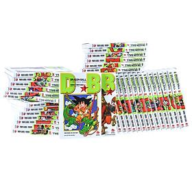 Combo Dragon Ball (Trọn Bộ 42 Tập)